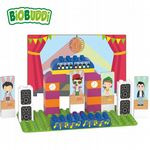 BiOBUDDi - Karaoke - Eco Friendly Block Set - 36 Blocks